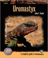 Uromastyx Care Book Published through T.F.H.